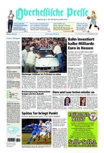 Oberhessische Presse Marburg/Ostkreis - 07. März 2018