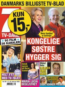 7 TV-Dage – 17. februar 2020