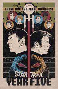 IDW Publishing-Star Trek Year Five Book One Odyssey s End 2020 Hybrid Comic eBook