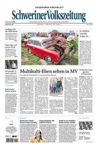 Schweriner Volkszeitung Hagenower Kreisblatt - 11. Mai 2018