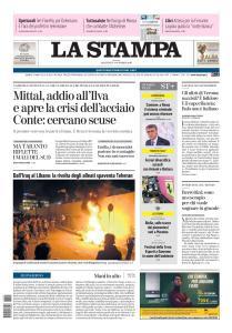 La Stampa Imperia e Sanremo - 5 Novembre 2019