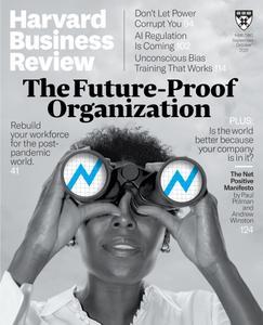 Harvard Business Review USA - September/October 2021
