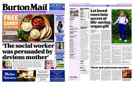Burton Mail – September 07, 2017