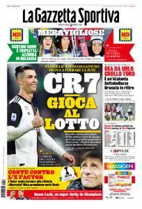 La Gazzetta dello Sport – 26 gennaio 2020