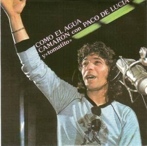 El Camaron de la Isla with Paco de Lucia & Tomatito - Como el agua (1981) {2011 Nueva Integral Box Set CD 11of21}