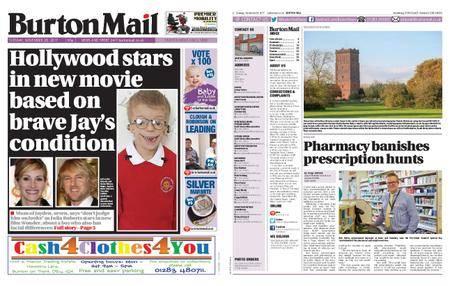 Burton Mail – November 28, 2017