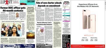 The Guam Daily Post – October 27, 2017