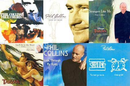 Phil Collins: Singles Collection part 4 (1998 - 2003)