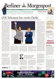 Berliner Morgenpost – 08. Dezember 2018