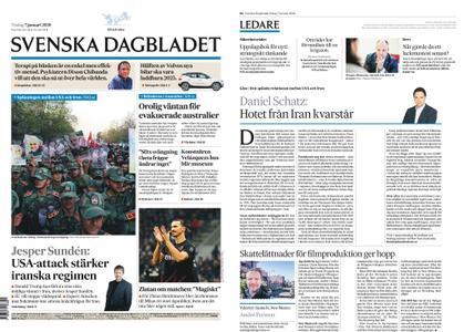 Svenska Dagbladet – 07 januari 2020