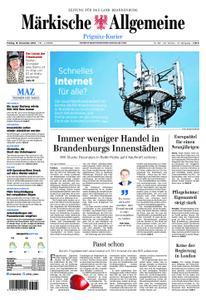 Märkische Allgemeine Prignitz Kurier - 16. November 2018