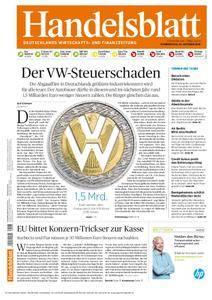 Handelsblatt - 22. Oktober 2015