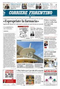 Corriere Fiorentino La Toscana – 16 ottobre 2019