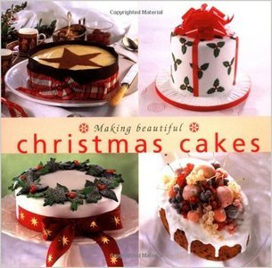 Making Beautiful Christmas Cakes