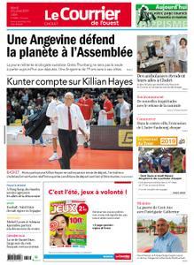 Le Courrier de l'Ouest Cholet – 23 juillet 2019