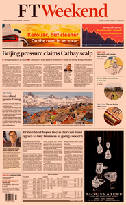 Financial Times UK – 17 August 2019