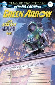 Green Arrow 033 2017 2 covers Digital Zone-Empire