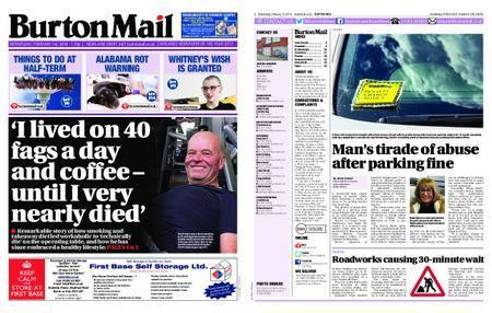 Burton Mail – February 14, 2018
