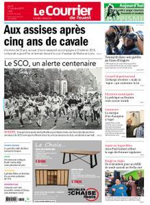 Le Courrier de l'Ouest Nord Anjou – 17 octobre 2019