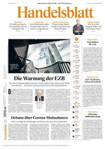 Handelsblatt - 12 Oktober 2020
