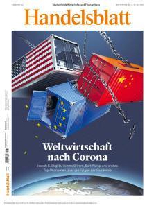 Handelsblatt - 10-12 Juli 2020