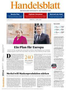 Handelsblatt - 7 April 2020