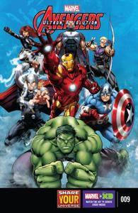 Marvel Universe Avengers - Ultron Revolution 009 2017 Digital Zone-Empire