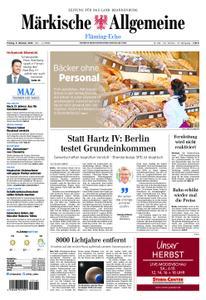 Märkische Allgemeine Fläming Echo - 05. Oktober 2018