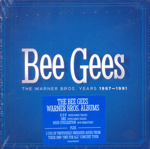 Bee Gees - The Warner Bros. Years 1987-1991 (2014) [5CD Box-Set] Re-up