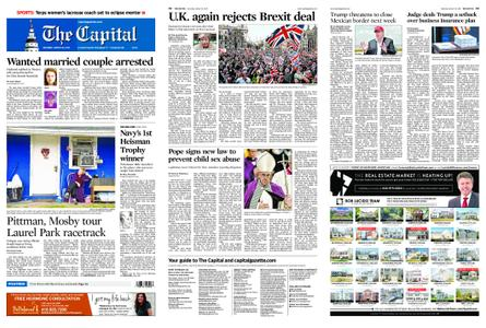 The Capital – March 30, 2019