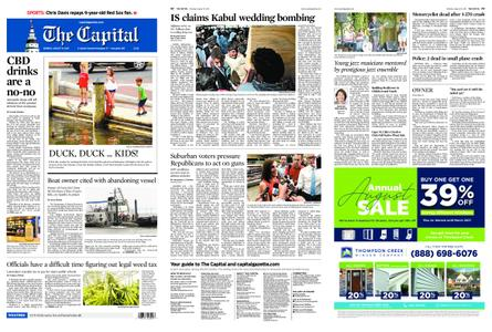 The Capital – August 19, 2019