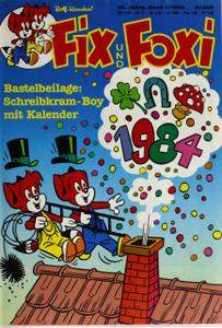 Fix & Foxi 80's – Januar 2020