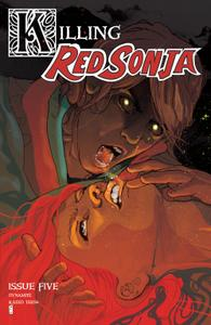 Killing Red Sonja 005 2020 2 covers digital The Seeker