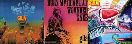 Gila - Discography [3 Albums] (1971-1999)