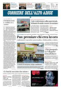 Corriere dell'Alto Adige - 16 Febbraio 2018