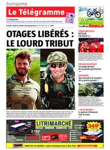 Le Télégramme Guingamp – 11 mai 2019