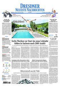 Dresdner Neueste Nachrichten - 21. Juli 2018