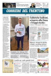 Corriere del Trentino – 26 luglio 2019