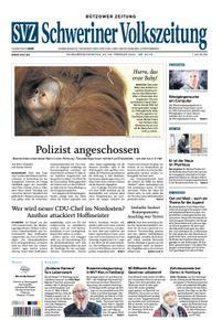 Schweriner Volkszeitung Bützower Zeitung - 22. Februar 2020