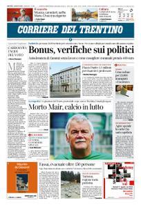 Corriere del Trentino – 11 agosto 2020