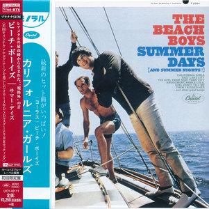 The Beach Boys - Summer Days (And Summer Nights!!) (1965) [2014, Universal Music Japan, UICY-40111]