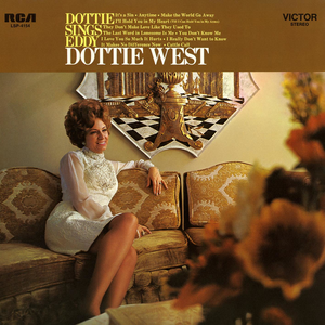 Dottie West - Dottie Sings Eddy (1969)