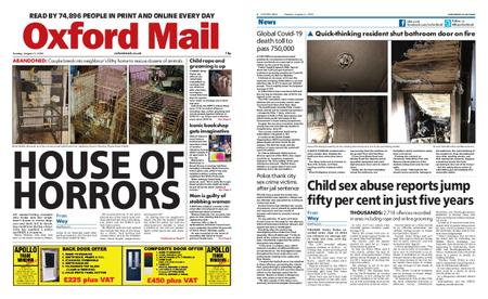 Oxford Mail – August 11, 2020