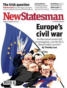 New Statesman - 19 - 25 October 2018