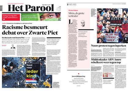 Het Parool – 19 november 2018