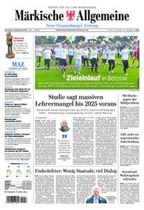 Neue Oranienburger Zeitung - 10. September 2019