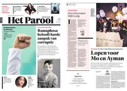 Het Parool – 17 februari 2018