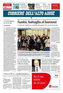 Corriere dell'Alto Adige - 11 Marzo 2018