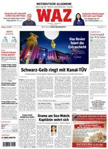 WAZ Westdeutsche Allgemeine Zeitung Herne - 01. Juli 2019