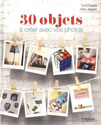 30 objets à créer avec vos photos